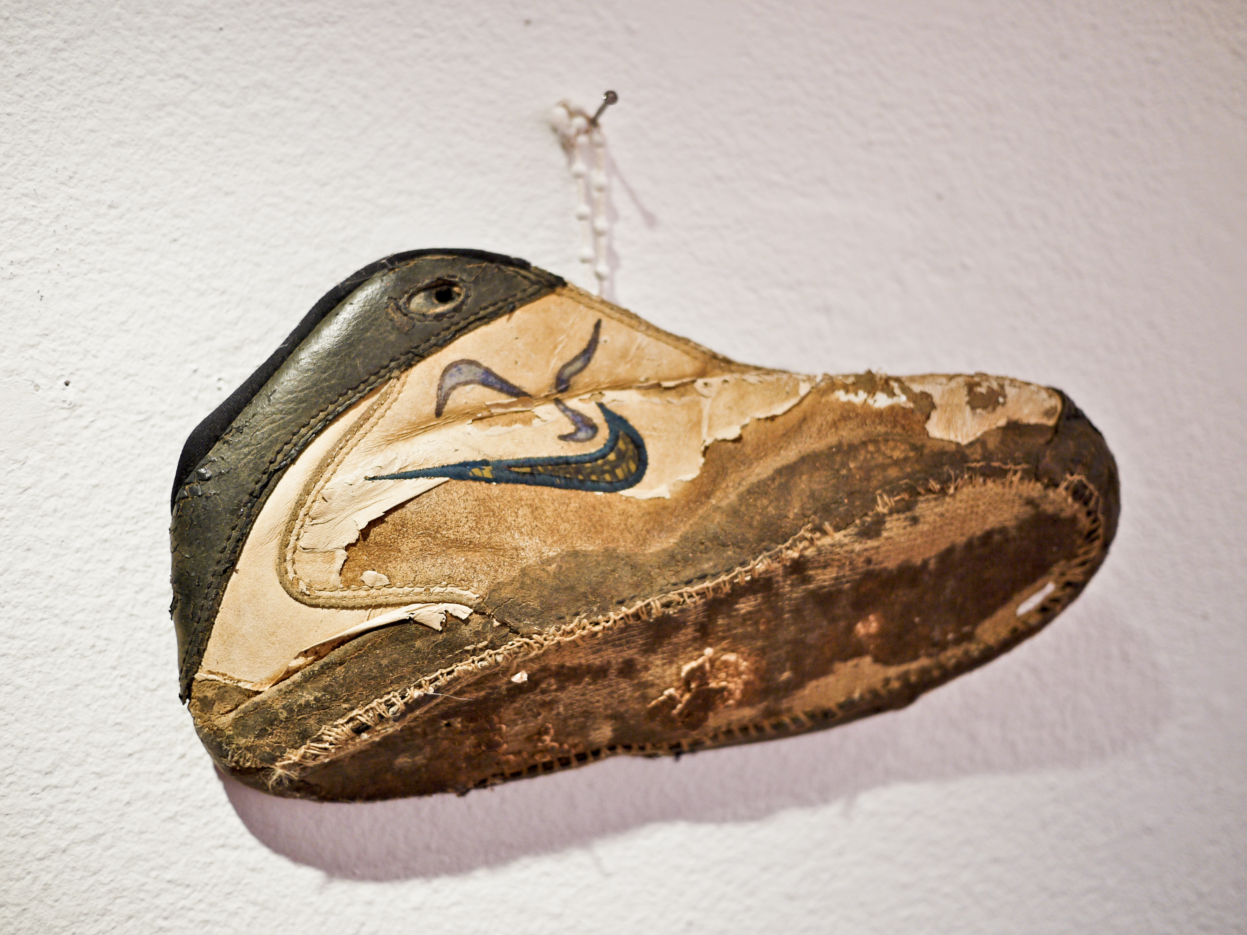 02. Charley CASE - NIKE PIQUE - chaussure, encre - 2013
